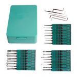 Best Hooked Auto Locksmith Tools 32 Lily Set Soft - Plastic Handle Lock Smith Tools wholesale