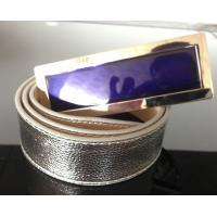 Best Silver belt with Flashing LED message belt bucke wholesale