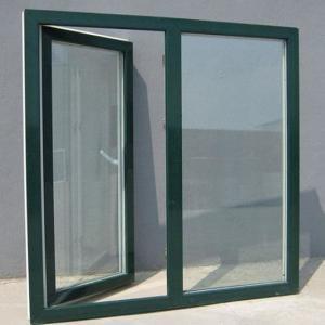Best Hidden Hinge Aluminium Frame Casement Window Anodized Aluminum Windows wholesale