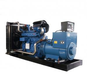 China 500kw Electric Weichai Deutz Diesel Engine Generator Set on sale