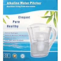 Best Healthy Alkaline Water Pitcher , 2.0L or 3.5L for Excessive thirst wholesale
