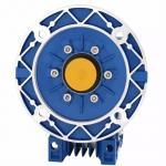 Best High Power Blue Worm Gear Speed Reducer 160-18000N.M 50Hz Frequency wholesale