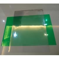 Transparent PVC Book Cover 0.10mm - 0.50mm Large Capacity Custom