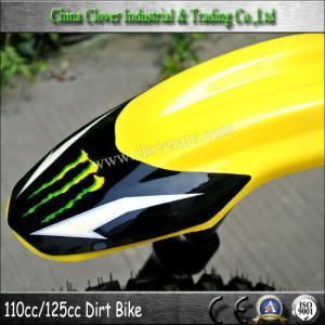 China Wholesale New Model 4 Stroke 125cc 110cc Dirt Bike with Big Wheel on sale