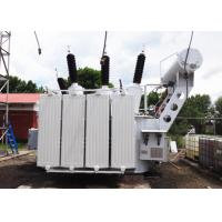 Best Low Loss High Power Transformer / Electrical Power Transformer A Level Insulation wholesale
