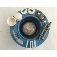 Best Leak Proof Toilet Fittings Rubber Toilet Wax Ring Gasket With Flange Installed Directly wholesale