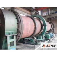 China Energy Saving Calcination Cement Clinker Rotary Kiln In Construction Industry wholesale