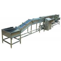 China Automatic stainless steel Egg  grading machine&Egg sorting machine on sale