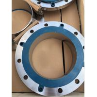 Best 2037 Steel Material and Flange Connection Loose flanged tee plain tee for Steel cap Steel Flange Stainless pipe fittings wholesale