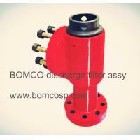 Best AH100101190200 BOMCO F1300 discharge filter assembly AH1301020401AH36001-04.01A wholesale