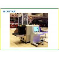 Buy cheap Airports Security Checking X Ray Baggage Scanner Machine 7 Color Images 40AWG from wholesalers