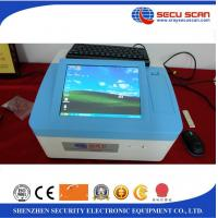 China Low false alarm Explosive/bomb Detector system for metro, bus station, train station on sale