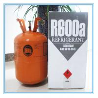 Best 99.9% Purity ISO-Butane Refrigerant R600A Gas competitive price wholesale