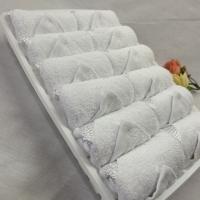 Buy cheap High Quality Cotton Hot & Cold Towel For Airline from wholesalers
