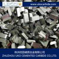 Best wear-resistant tungsten carbide tips for saw blades wholesale