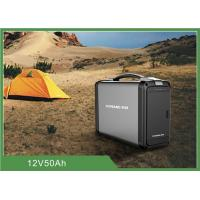 Best Solar Charge Portable Camping Battery 500W Power Pure Sine Wave 12V Air Cooling wholesale