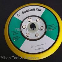 Best 5inch Sanding Pad/Velcro Sanding Pad/Abrasive Pad with threads wholesale