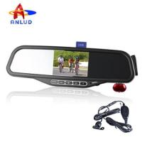 Buy cheap Car parking sensors system with 3.5'TFT&wireless camera ALD100B from wholesalers