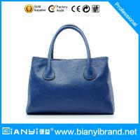 Buy cheap Hot Sell Genuine Leather Ladies Hand Bags from wholesalers