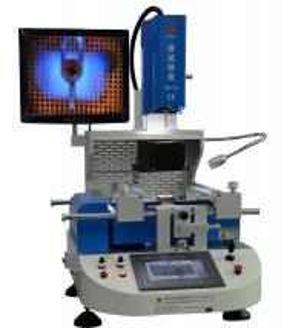 Best Semi-automatic Align BGA Soldering Station WDS620 BGA Rework System Reballing Tools Kit for Laptops/Game Consoles wholesale