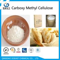 China Sodium Carboxymethylcellulose CMC Food Grade Additive Beverage CMC Thickener on sale