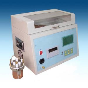 Best DFT Insulating Oil Dissipation Factor Tester, Oil Tan Delta Tester wholesale