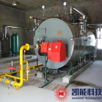 Best Horizontal Oil And Gas Fired Boilers / Gas Fired Water Boiler 1T - 8T Capacity wholesale