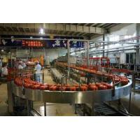 China Beverage Automatic Production LineFruit / Vegetable For Juice Blends on sale