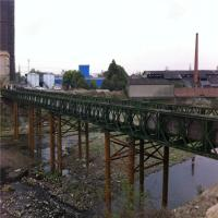 Best Portable Steel Pedestrian Bridge , Simple Steel Structures For For Highway Use wholesale