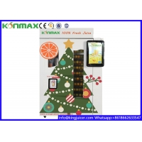 China Automatic orange juicer vending machine for foods and drinks on sale