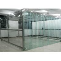 Best Workshop Modular Purification 0.5m/S Softwall Clean Room wholesale
