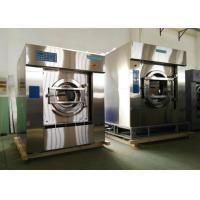 Best Energy Saving Commercial Laundromat Equipment , Industrial Washing Machine Mounted wholesale