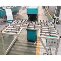 China Auto Glass Edge Grinding Machine For Rrubbing Off The Glass Edge And Corners on sale