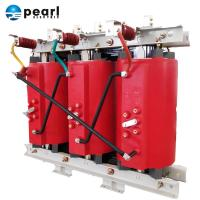 3 Phases 10 kV 125 kVA Cast Resin Dry Type transformer with Low loss