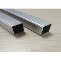 Durable Aluminum Radiator Tube For Heavy Truck Air Cooler Air Conditioning Condenser