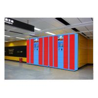 Best Event Industry Rental Luggage Lockers Furniture Money Payment Coin / Bill Operated wholesale