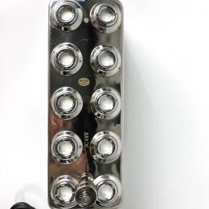 China 5500ML Per Hour 300W Humidifier Piezoelectric Transducer 10 Head Ultrasonic Mist Maker Fogger on sale