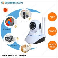 Buy cheap IP Camera Wireless Security System Work with Door Sensors from wholesalers