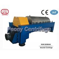 Full Automatic Horizontal Style Decanter Centrifuges with SS Drum, for Dewatering