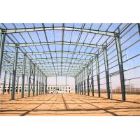 Best Multi Span Steel Structure Warehouse Buildings Light Metal Warehouse Construction wholesale