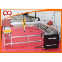 Best Oxygen Propane Gantry CNC Cutting Machine Easy Maintain Solid Stable wholesale