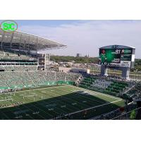 Buy cheap P6 Outdoor giant Baseball Stadium LED Display 5 Years Warranty , led tv display from wholesalers