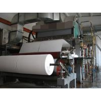 Best 787mm Toilet Paper Roll Making Machine Equipments Tissue Paper wholesale