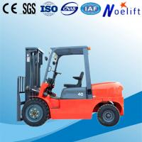 China 2016 4tons manual transmission diesel forklift with side shifter on sale