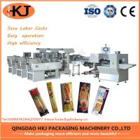Best Three Servo Motor Control Rice Noodle Machine Pillow Plastic Bag Packing Type wholesale