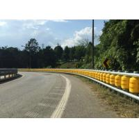 Best KSI Type Highway Anti - Collision Safety Rolling Barrier / Safety Rolling Guardrail wholesale
