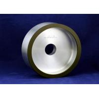 Best Bowl Cup Resin Bond Grinding Wheel Meta Bond High Surface Finish Accuracy wholesale