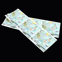 Custom Made Waterproof Self Adhesive Vinyl Printed Labels for Essence Spray