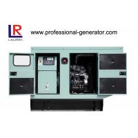 China Silent Type Perkins Diesel Generating Set with Four Stroke Air Natural Aspiration 10kw 13KVA on sale