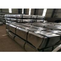 Best Standard JIS G3312 Pre Painted Sheet Metal , Pre Painted Gi Sheet 0.2-1.0mm Thickness wholesale